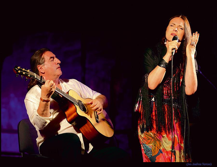 Franko Morone und Raffaella Luna